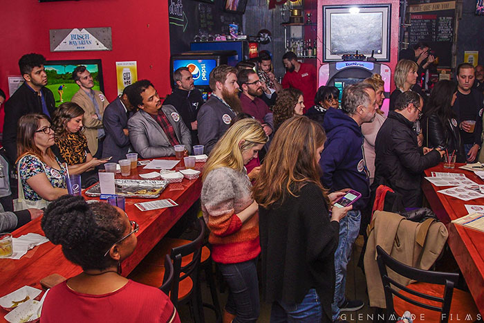 Events at Bootleggin BBQ St. Louis Downtown West Washington Avenue