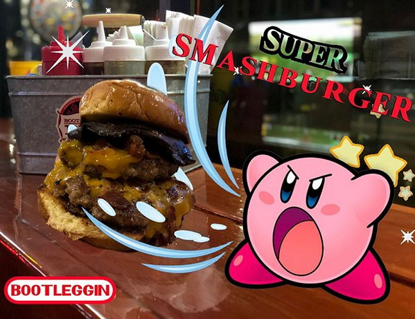 BMC Smashed Burger